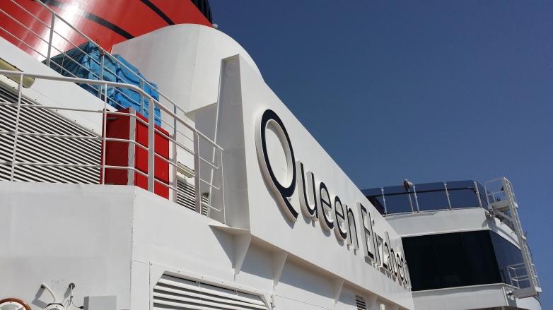 Karakteristisk profil.  Foto: Cruise.no