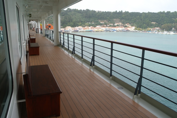 QE WALK A MILE DECK 3