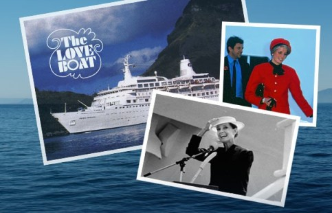 """The Love Boat"". Foto: Princess Cruises"