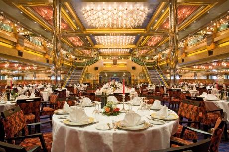 Vesta Restaurant, Costa Serena.