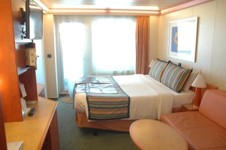 Premium balcony stateroom, Costa Serena