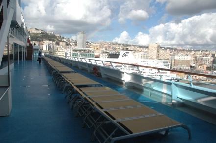 Napoli, cruise
