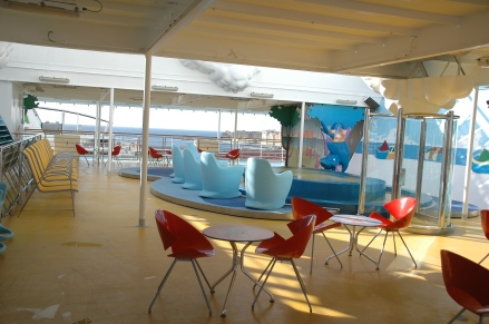 Costa Serena kids area