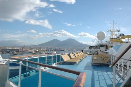cruise Napoli