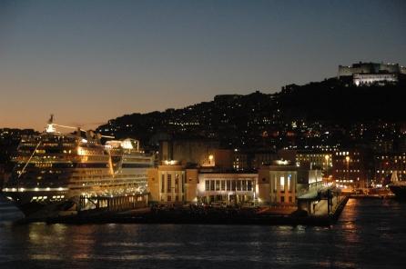 Cruise Napoli, Costa Serena