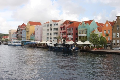 Cruise Willemstad, Curacao