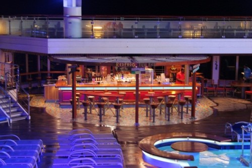 Red Frog Rum Bar, Carnival Freedom
