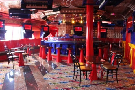 Scott's Piano Bar, Carnival Freedom