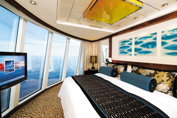 Staterooms lugarer Norwegian Epic, Norwegian Cruise Line