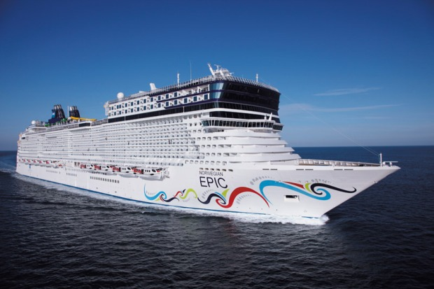 Cruise i Middelhavet Norwegian Epic, Norwegian Cruise Line