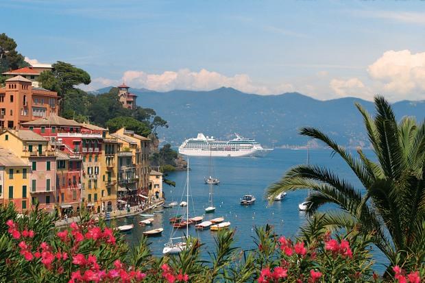 Oceania Cruises.
