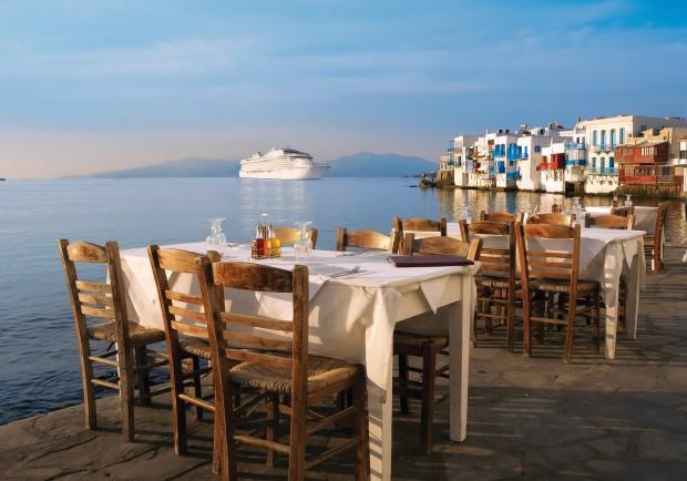 Cruise Mykonos Hellas Greece Middelhavet, Oceania Cruises