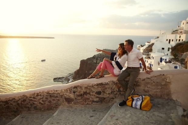 Cruise Santorini Hellas Middelhavet, Costa Cruises