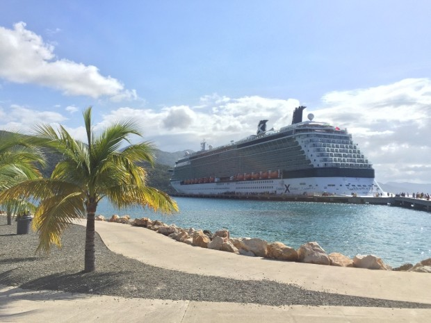 Celebrity Reflection Labadee Haiti