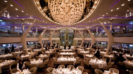Hovedrestauranten Celebrity Reflection