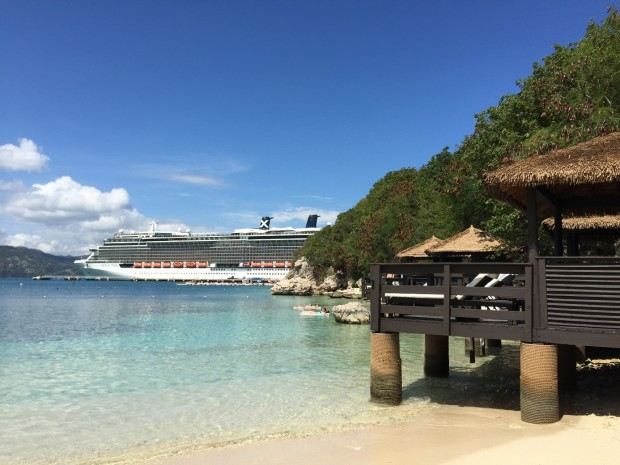 Celebrity Reflection, Labadee Haiti