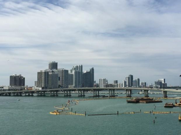 cruise fra Miami
