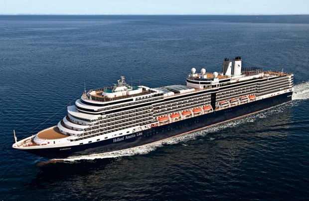 MS Eurodam, Holland America Line.