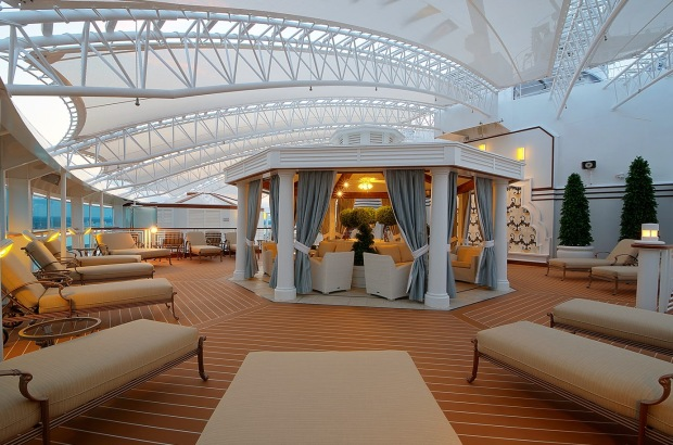 The Sanctuary, Regal Princess