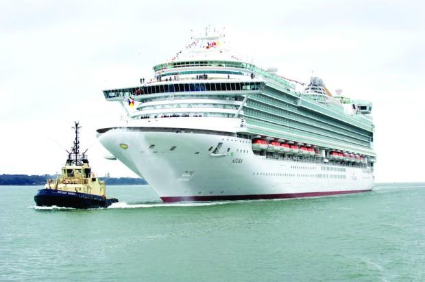 Azura P&O Cruises