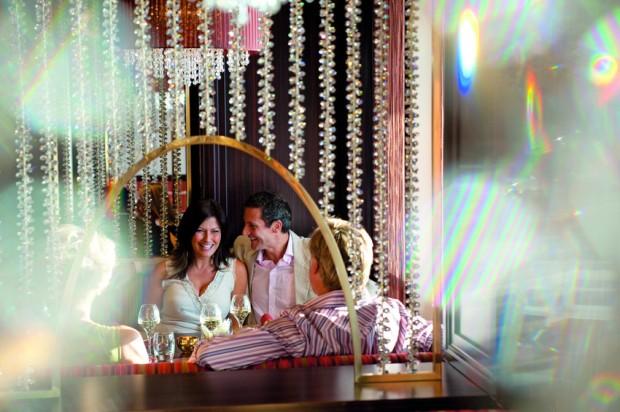 Sindhu Restaurant, Azura. Foto: P&O Cruises.