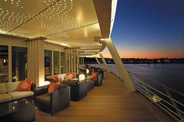 Seven Seas Voyager, Regent Seven Seas Cruises.