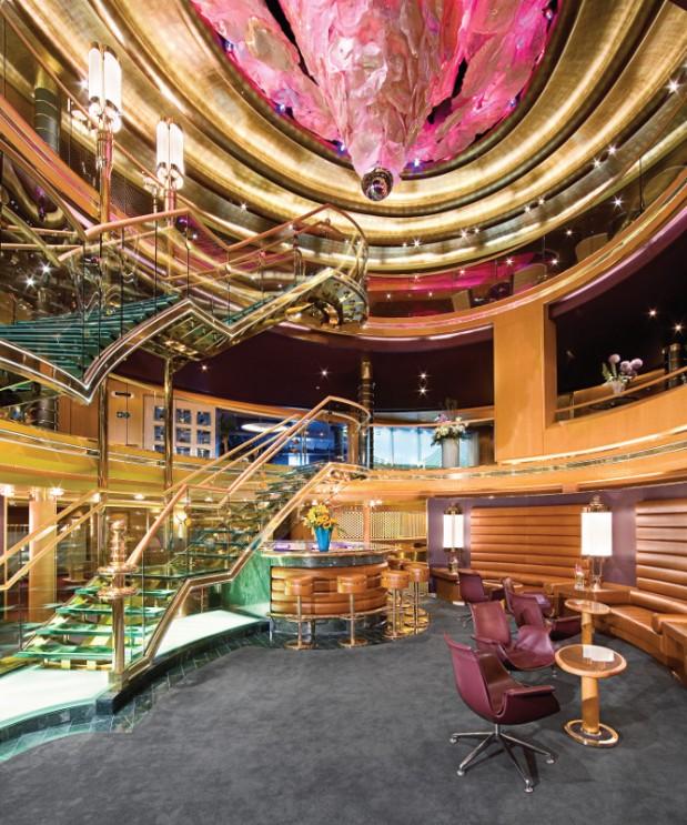 Atrium ms Eurodam