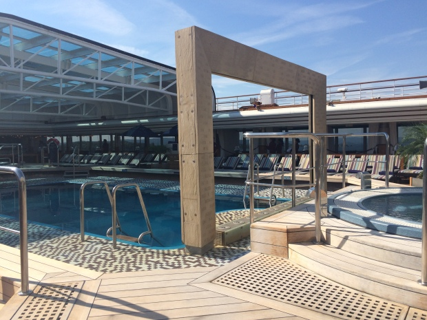 Lido Pool ms Eurodam