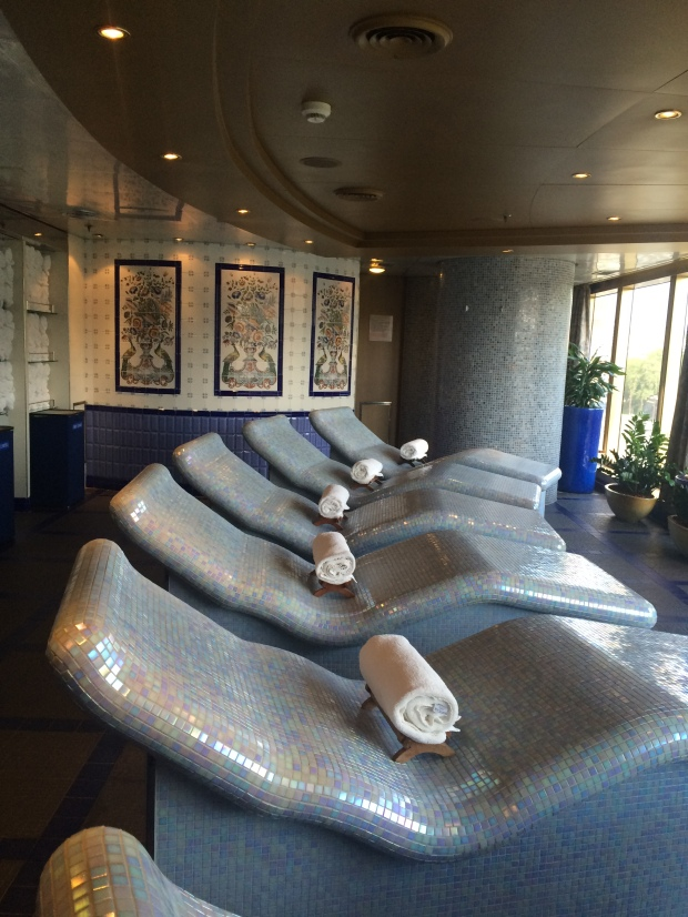 Greenhouse Spa & Salon ms Eurodam Holland America Line