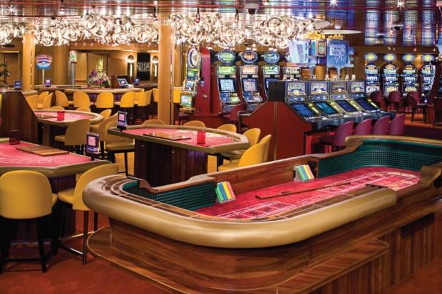 Casino ms Eurodam