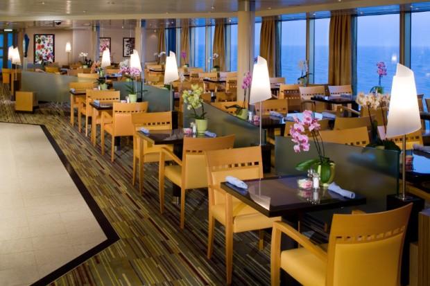 Lido Restaurant ms Eurodam
