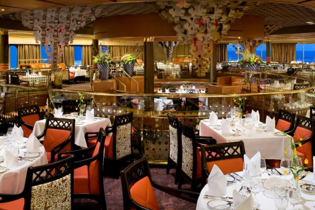Rembrandt Dining Room ms Eurodam