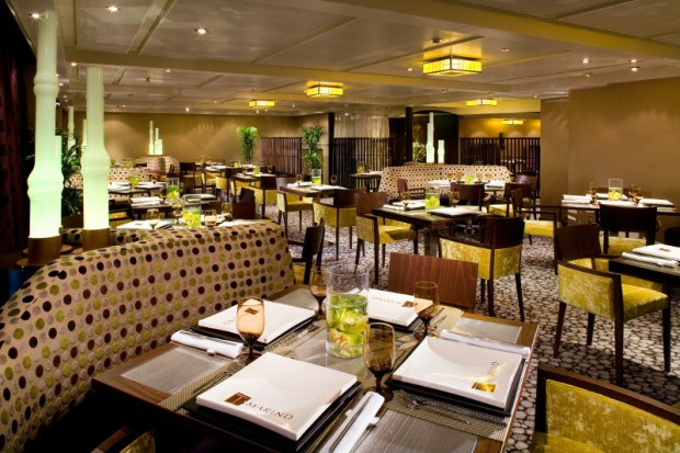 Tamarind Restaurant ms Eurodam