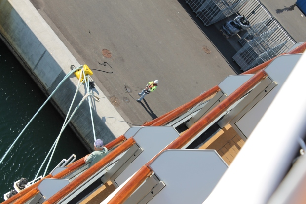 Balkonglugar Eurodam staterooms