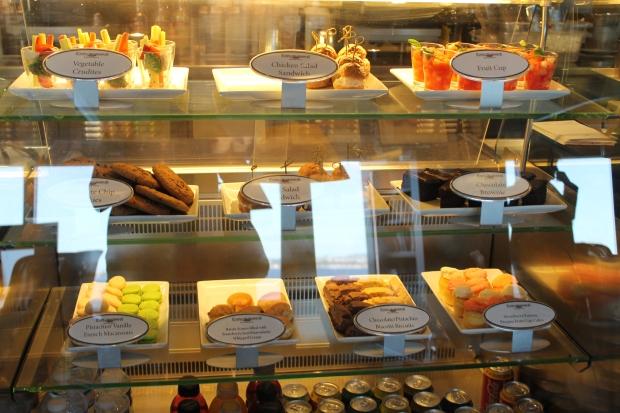 Exploration's Café, Eurodam