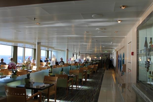 Lido Restaurant, ms Eurodam