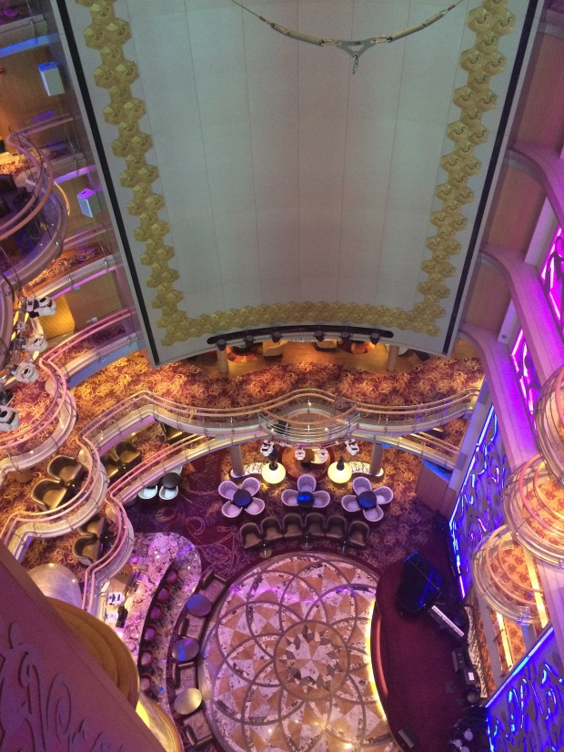 Serenade of the Seas Atrium