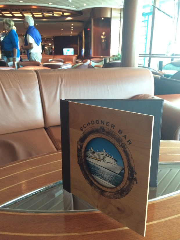 Schooner Bar, Serenade of the Seas