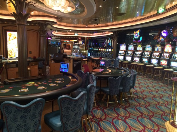 Casino, Serenade of the Seas