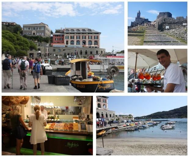 cruise Porto Venere Italia Middelhavet Azamara