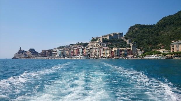 Azamara cruise Middelhavet Porto Venere Italia