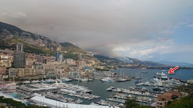 Cruise Monte Carlo Monaco Azamara Club Cruises