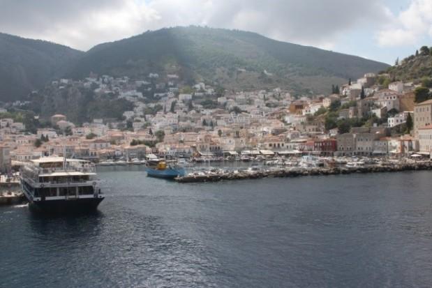 cruise hellas hydra athen greske øyer star clippers