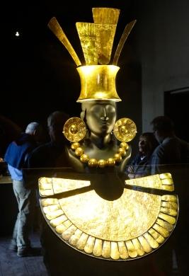 gull-figur-museum