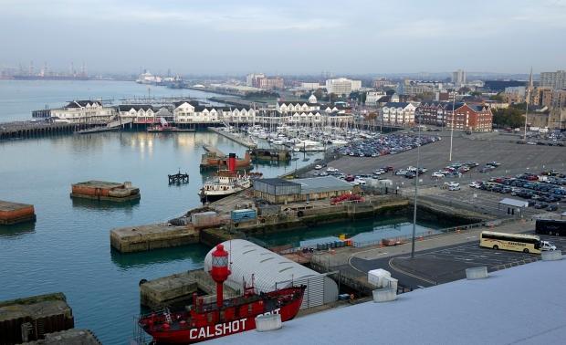 Fremme i Southampton