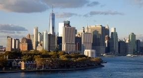 New York city kveld