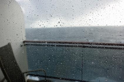Nord-Atlanteren kan by på røffe forhold. Foto: Knut Korsell