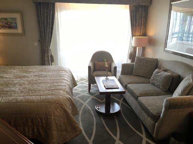 Penthouse Suite nr. 1060
