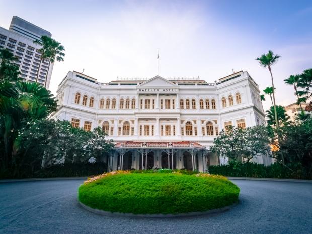 Bilde 1 Raffles Hotel Singapore Shutterstock