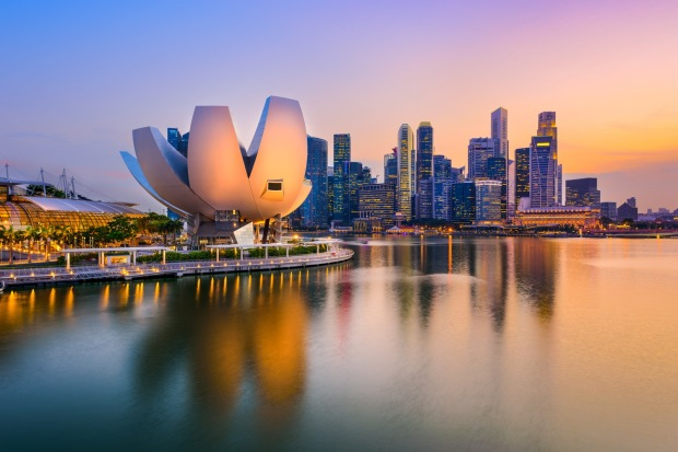 shutterstock_378537619_Singapore Asia